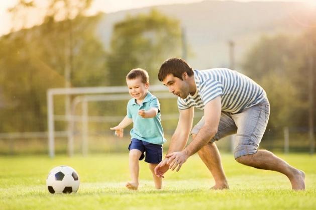 Спорт и воспитание мужчин