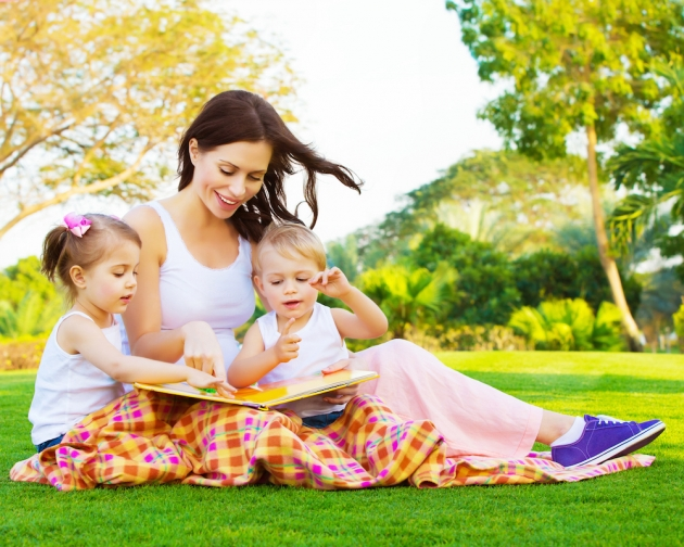 Книги для детей 3-4 лет