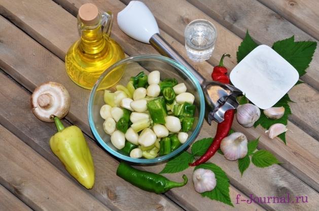Рататуй с сыром в остром соусе – кулинарный рецепт