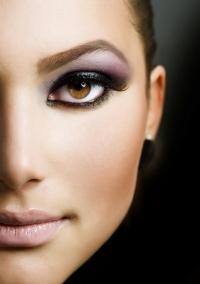 Карие (темно-карие) глаза