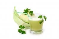 Сок-фреш из белокочанной капусты