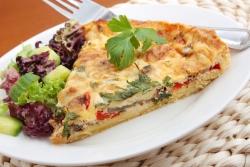 Средиземноморский омлет – кулинарный рецепт