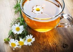 ромашеовый чай