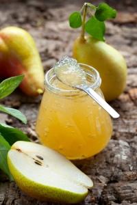 Грушевое варенье с лимоном и гвоздикой