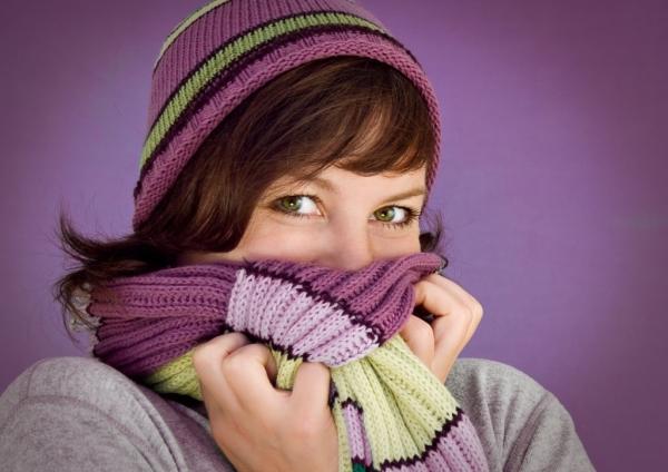 Материал, из которого сделан шарф