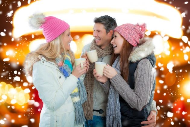 10 причин радоваться зиме