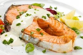 Классический белый соус к рыбе
