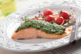 Сальса Верде (зеленый соус к рыбе)