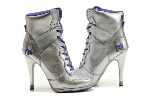 Найки на каблуках