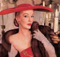 история моды на женские шляпы