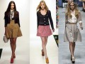 Образ курсистки – модный тренд осени