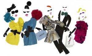 Модные и стильные люди
