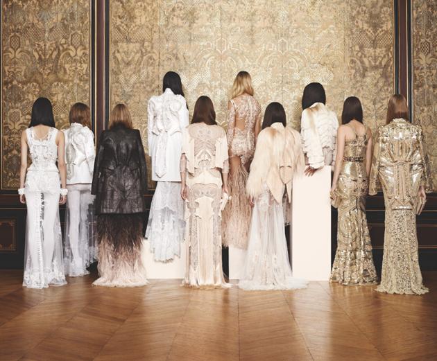 "что такое одежда ""Haute couture"""