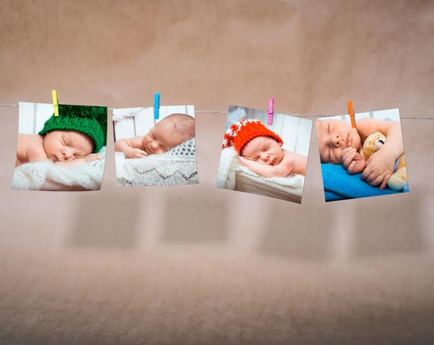 Ребенок 1 месяц