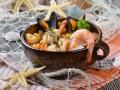 Суп с креветками: рецепты