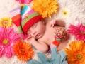 Развитие ребенка: второй месяц жизни