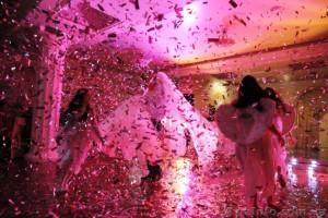 Свадебное конфетти