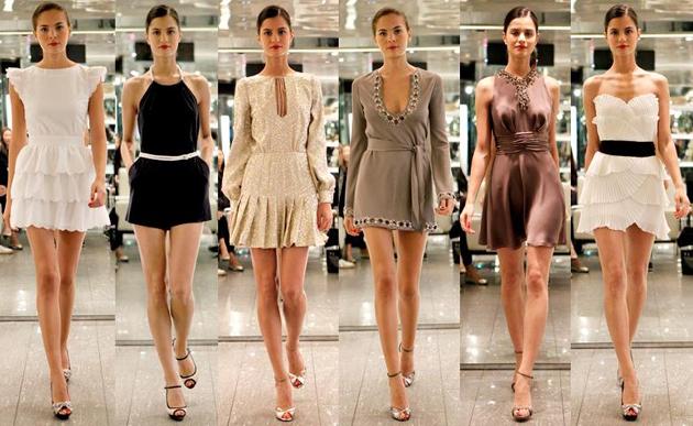 Какие платья будут носить летом 2011?