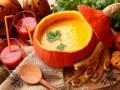 Суп-пюре из тыквы: лучшие рецепты