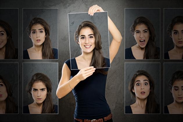 Перепады настроения у женщин