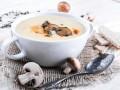 Суп-пюре из шампиньонов: лучшие рецепты