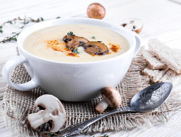 Рецепты блюд из шампиньонов свежих 111