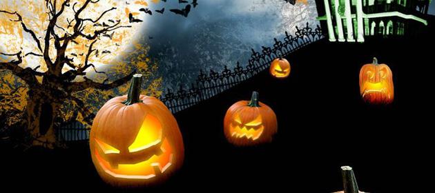 День всех святых или Хеллоуин для вашего ребенка