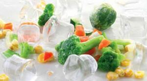 Домашняя заморозка овощей
