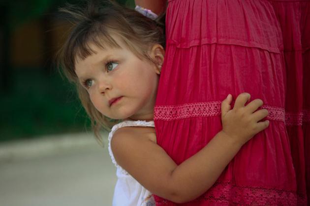 Социофобия у детей