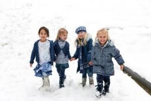 Детская мода: зима 2011–2012