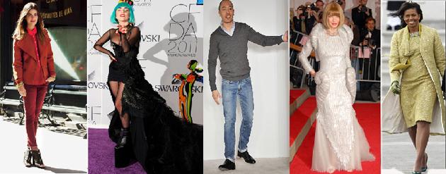 Топ - знаменитостей, которые внесли великий вклад в индустрию моды в 2011 году