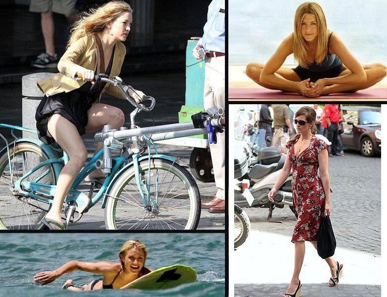 Как худеют звезды Голливуда