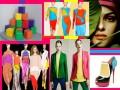 Стиль «color blocking» – разноцветный образ с подиума