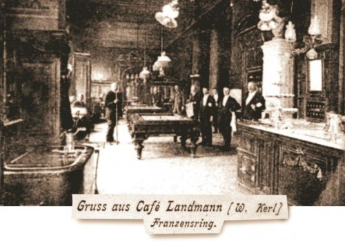 Кафе «Ландтман»