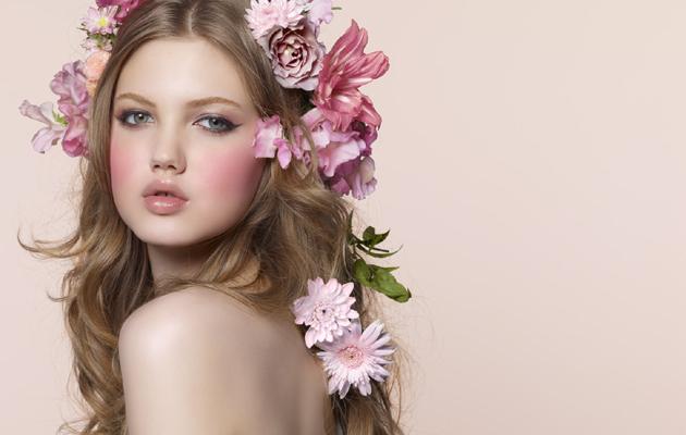 Весенне-летний макияж 2011