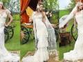 Свадебные винтажные платья – модный тренд 2011