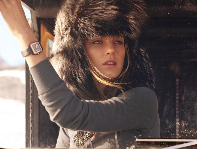 женские шапки зима 2011 2012