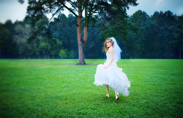 Свадьбы не будет или отмена свадьбы (сбежавшая невеста)