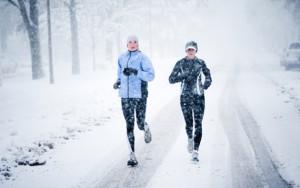 Лишний вес зимой