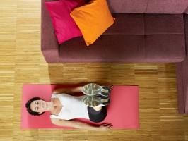 домашний фитнес для женщин