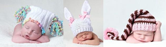 Модные детские шапки зима 2011–2012