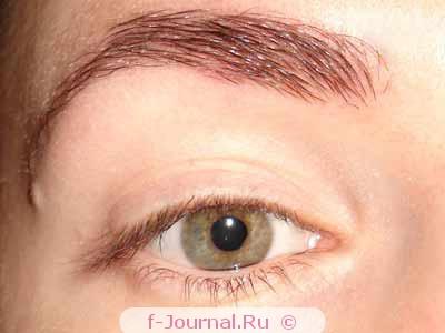 Креативный макияж глаз