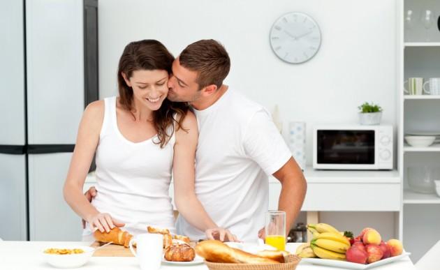 правильный завтрак для женщин