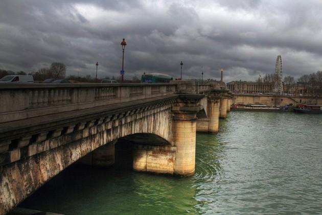 Мост Согласия (Pont de la Concorde)