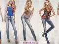 Узкие джинсы зима 2011-2012 — это модно и сексуально