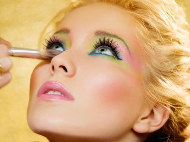 Модный макияж 2011
