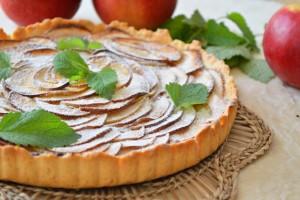 Яблочный тарт татен