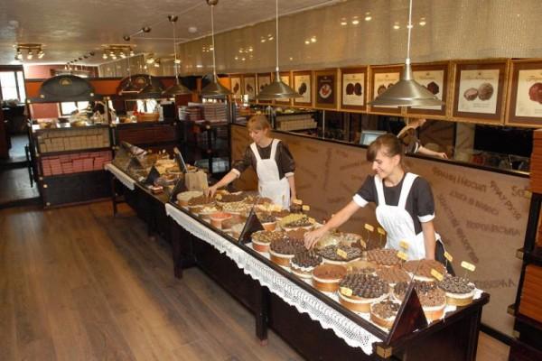 Музей «Страна Шоколандия» в Львове
