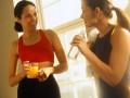 Фитнес для похудения  – как не переедать после тренировки?