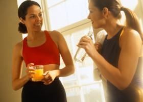 как не переедать после тренировки
